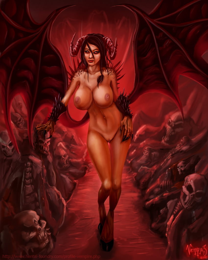 Demon nude women hentai photos