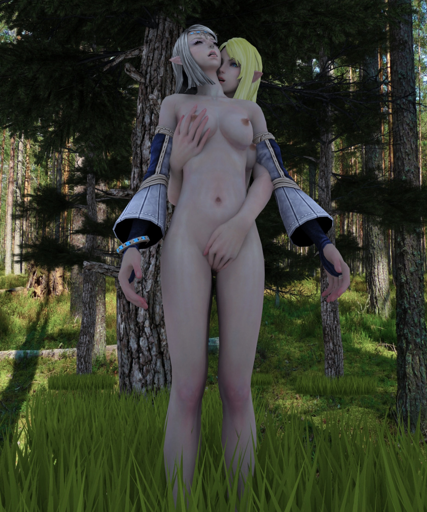Sexy naked female vampire in pc games nude toons