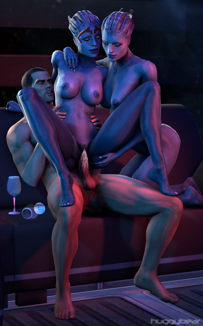 Mass effect 2 sex mod sexy images