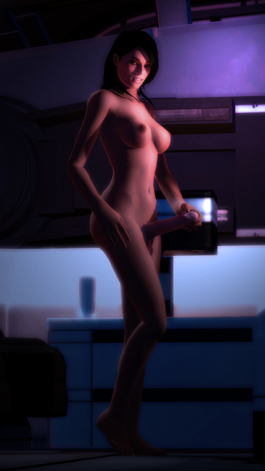 Mass effect shemale porn hentia photo