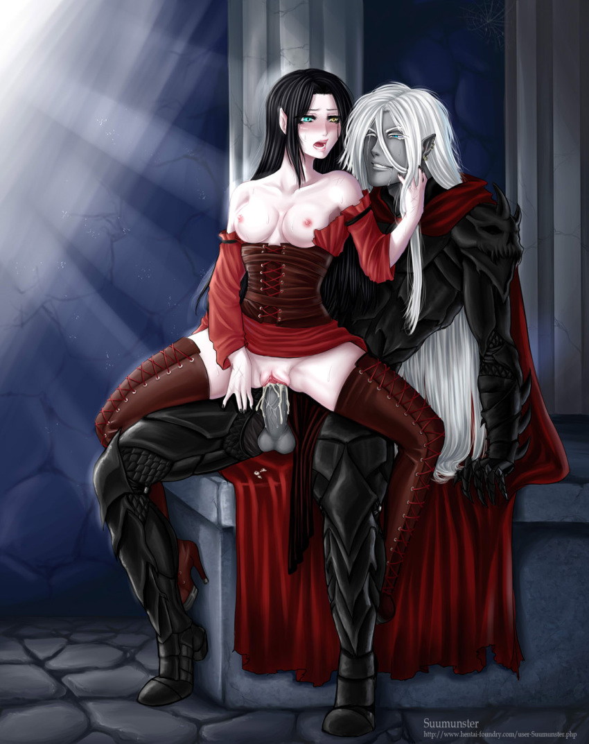 Orc and elf girl erotic clips